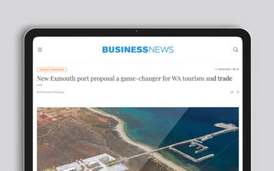 New Exmouth port proposal a game changer for WA tourism