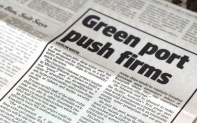 Green Port Push Firms